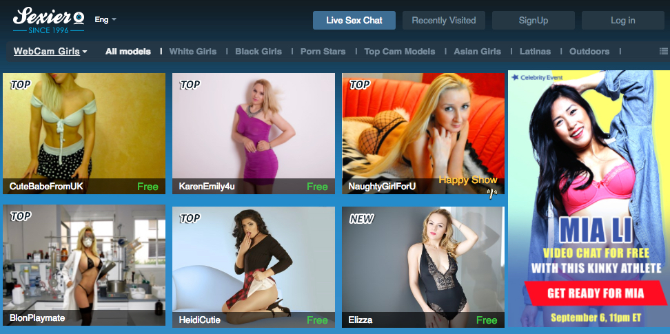 visit sexier.com