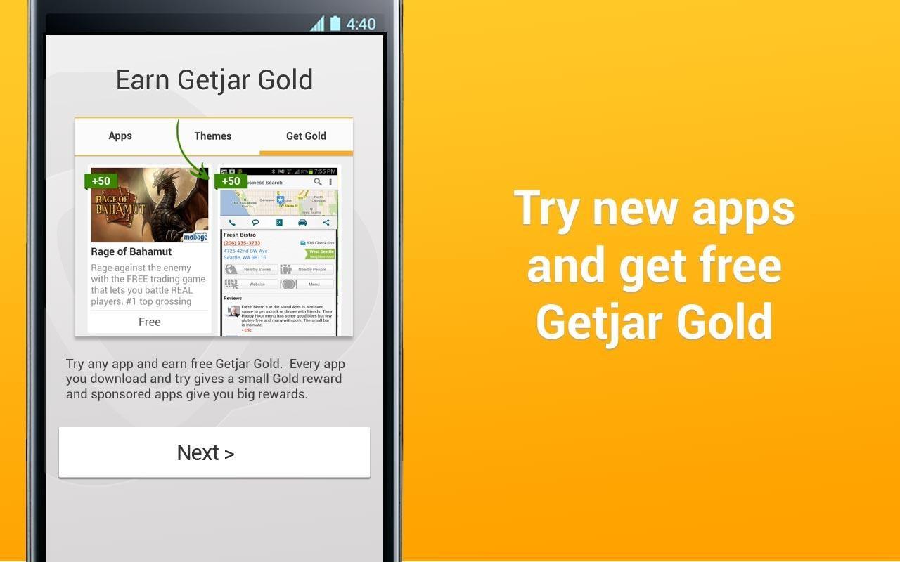 GetJar Mobile App