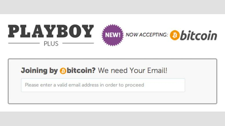 Playboy Plus Bitcoin Registration