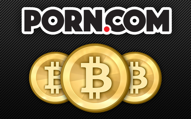 Porn.com with bitcoins