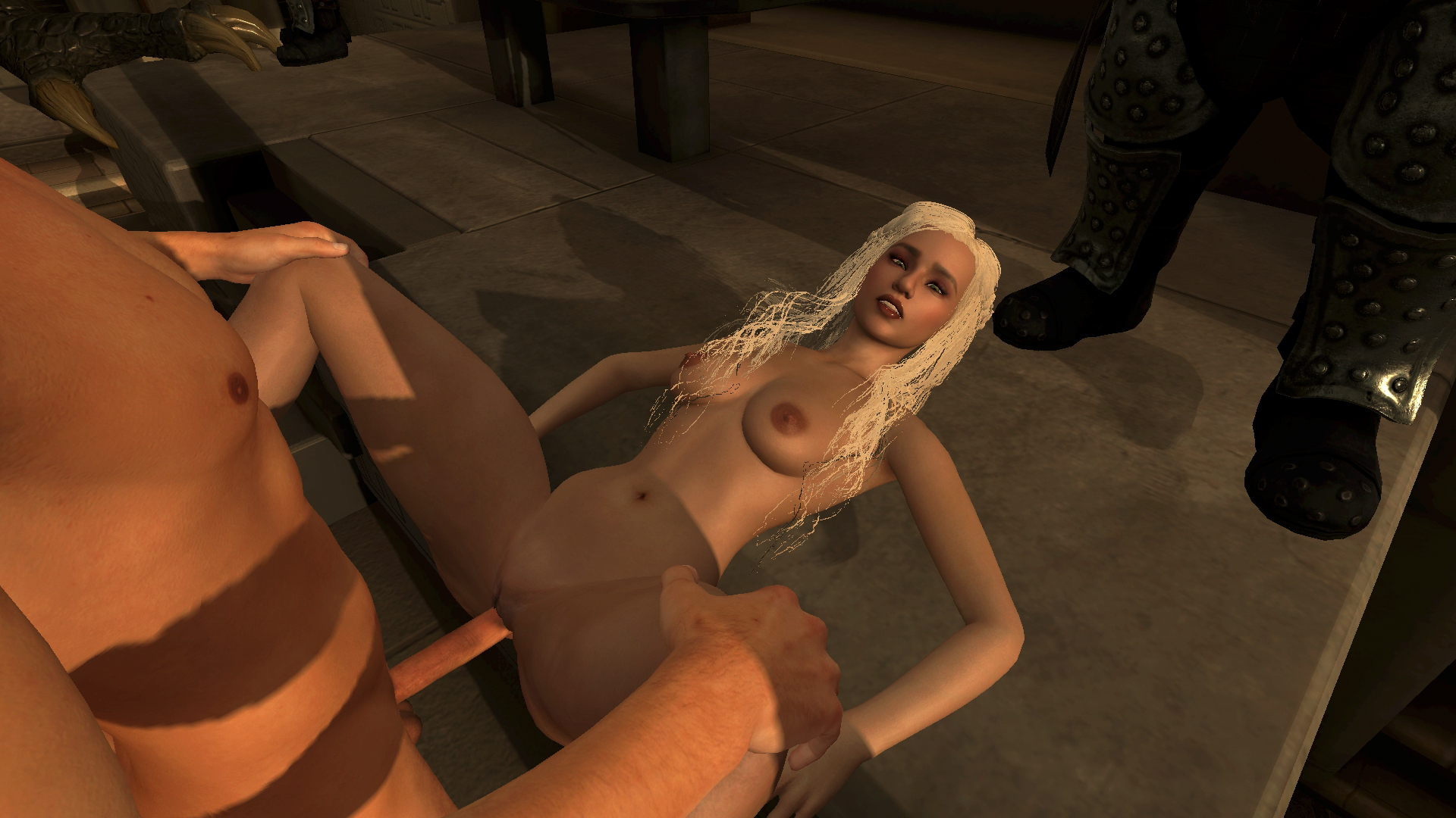 Virtual Porn Games - SinVr